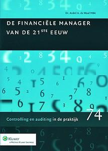 De financiële manager